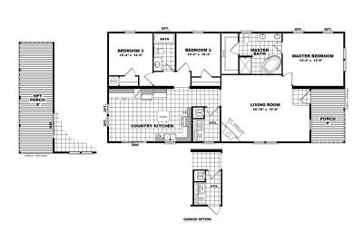 Floorplans For Schult Manufactured Homes